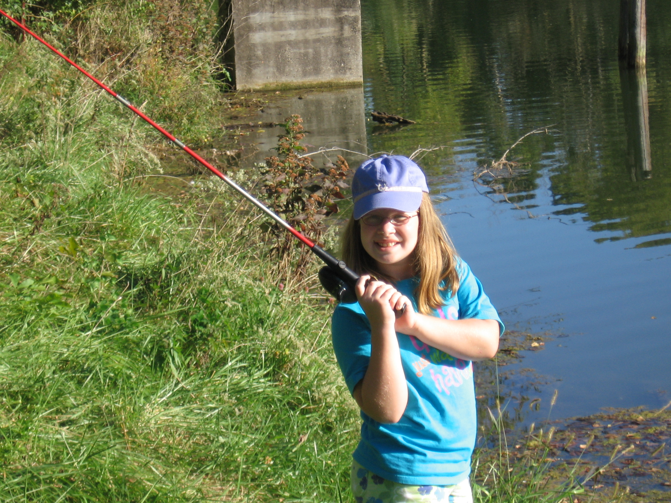 2013 tennessee youth free fishing week june 8 14 the for Buy tennessee fishing license