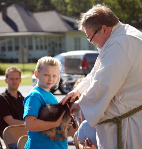 Blessing of the Pets @ Bolton United Methodist Church | Arlington | Tennessee | United States